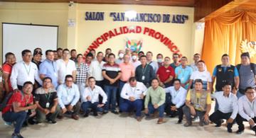 image for Transfieren cerca 1 millón y medio de soles a municipalidad de Requena