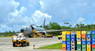 image for FAC han transportado más de 9 toneladas de residuos posconsumo