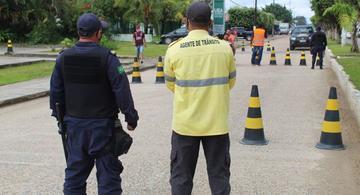 image for Prefeitura Municipal estão realizando Blitz de conscientização