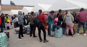 image for Trasladan a mas de 2850 en la Ruta Iquitos – Lima y viceversa