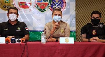 image for Organização criminosa que roubou mais de 80 veículos no Amazonas foi desarticula