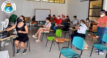image for Alcalde Alirio participa de la Mesa de Infancia y Adolescencia