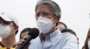 image for Guillermo Lasso nuevo presidente de Ecuador
