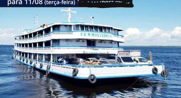 image for F/ B M Monteiro II  se encontra em Tabatinga