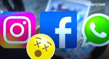image for Facebook - Instagram y WhatsApp vuelven a ser noticia