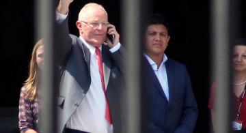 EXpresidente de Peru