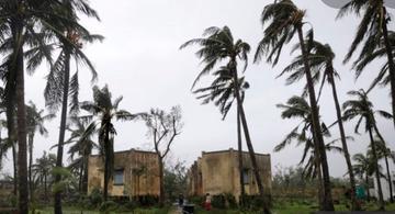 image for Cifra de muertos por ciclón Amphan aumentó a 84