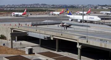 image for Companhias aéreas cortaram voos internacionais devido à pandemia