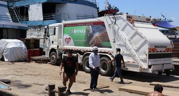 image for Compactadoras de Maynas llegaron para mejorar la limpieza pública