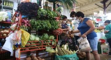 image for Precios de algunos productos en los mercados