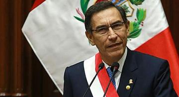 image for Martín Vizcarra convoca a elecciones generales para el 11 de abril de 2021