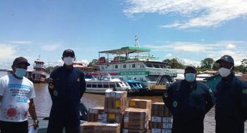 image for Capitania Fluvial realizou apoio logístico de emergência a um paciente