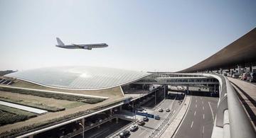 image for Aeropuertos de Pekín cancelan vuelos por coronavirus