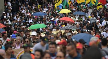 image for Movimientos sociales convocan a paro nacional  este 21