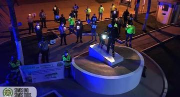 image for Policía en el día mundial contra la Trata de personas