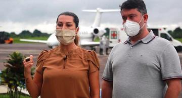 image for Tabatinga recebe insumos e medicamento do Governo Federal