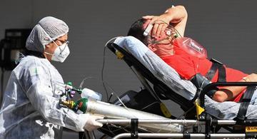 image for Maioria dos brasileiros vê pandemia fora de controle