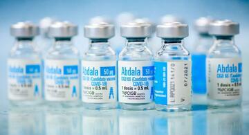 image for Cuba autoriza uso de su vacuna anticovid