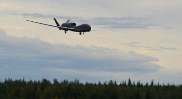image for Rusia afirma que dron de EE UU fue derribado en el espacio aéreo iraní