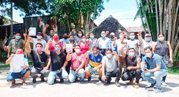 image for Indígenas firman pacto de unanimidad
