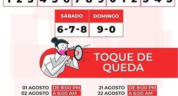 image for Medidas adoptadas en el Decreto 0103 del 1 de agosto