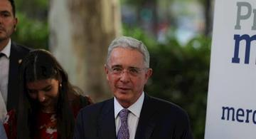 image for Álvaro Uribe da positivo por coronavirus