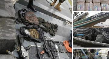 image for Duro golpe al Narcotráfico | Incautan una tonelada de marihuana