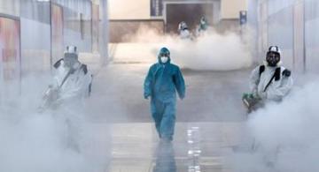 image for Coronavirus /La guerra en Colombia continua