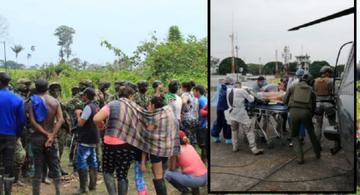 image for Tensión entre Ejército y cultivadores de coca