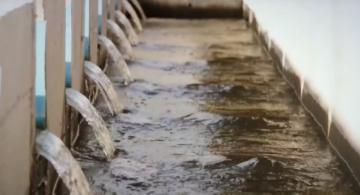Sistema de acueducto en funcionamiento