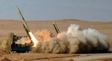 image for Irán dispara misiles contra bases en Iraq