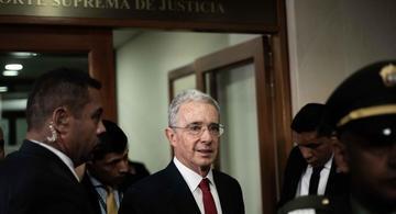 image for Uribe pidió que su proceso sea totalmente público