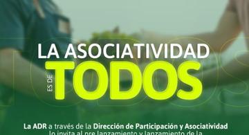 image for  ADR lanza la Metodología Integral de Asociatividad-MIA