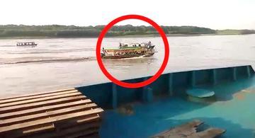 image for 14 barcos conseguem escapar dos indígenas que os sequestraram