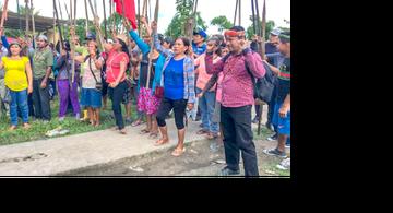 image for Pueblos originarios de Perú se declaran en pie de lucha