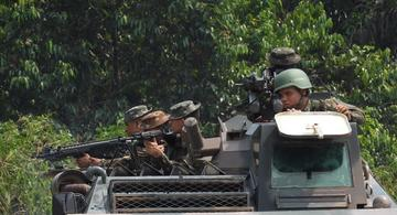 image for Treinamento para a Operação Amazônia
