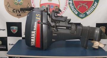 image for Polícia Militar recupera motor de popa roubado