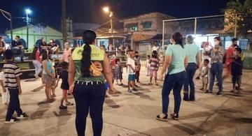 image for Campañas sobre prevención en los barrios Afacinte / Esperanza y la Ceiba