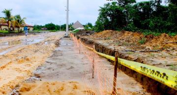 image for Inician trabajos de construcción de la carretera Quistococha-Llanchama