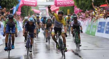 image for William Muñoz ganó la primera etapa