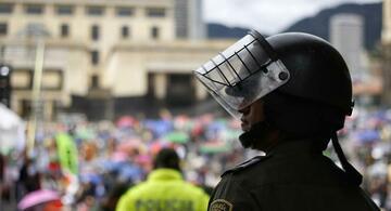 image for Responsable de agredir a patrullera del Esmad es capturado