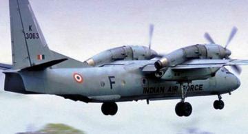 image for Avión militar siniestrado en India deja 13 muertos