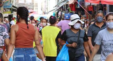 image for Amazonas registra 191 novos casos de coronavírus e nove mortes