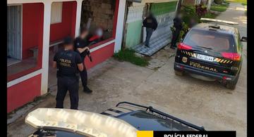 image for Polícia deflagra operação de repressão ao tráfico transnacional de drogas