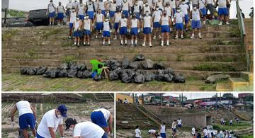 image for Ações de recolhimento de resíduos sólidos