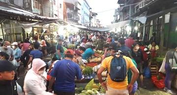 image for Población no acató el primer día de cuarentena