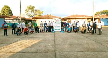 image for Diresa inició taller de capacitación a agentes comunitarios