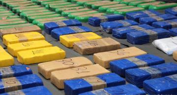 image for Decomisan narcosubmarino con 2000 kilos de cocaína