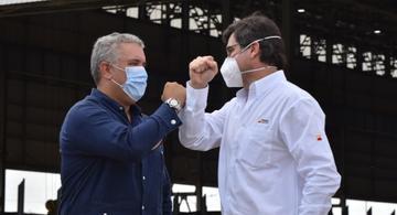 image for Ternium inaugura la planta de acero más moderna y ecoeficiente del país
