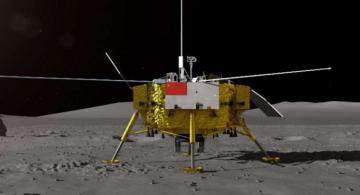 image for China el primer país que aluniza en la cara oculta de la Luna